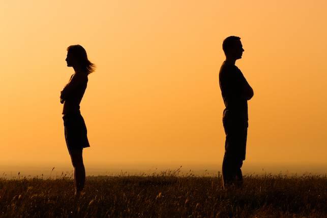 Ο χωρισμός και οι συνέπειες του